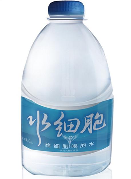 【高端泡茶水】水细胞3L天然矿泉水